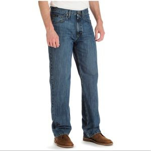 Lee Premium Relaxed  Straight Mens Jeans
